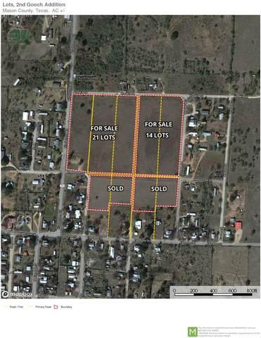 0 -- Waxwing St, Mason, TX 76856 (MLS #81126) :: Reata Ranch Realty