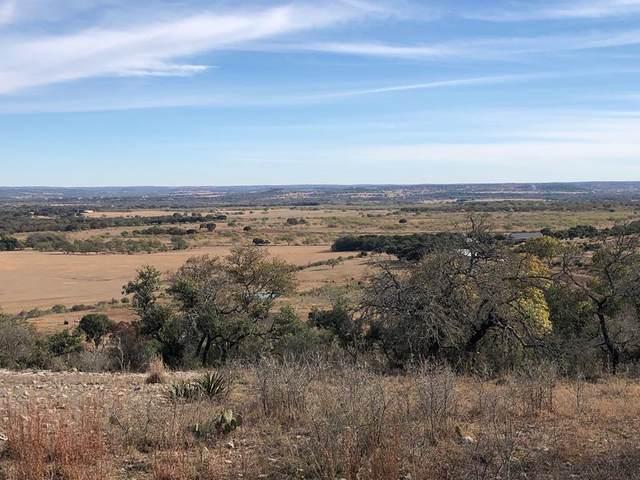 000 -- Flight Path, Fredericksburg, TX 78624 (MLS #81149) :: Reata Ranch Realty