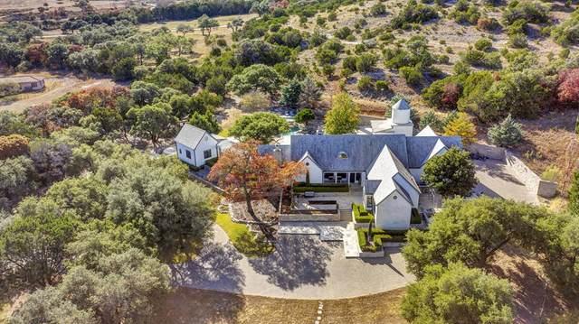 226 S Grand Cru, Fredericksburg, TX 78624 (MLS #81207) :: Reata Ranch Realty