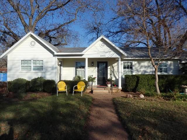 1406 -- Cross Street, Fredericksburg, TX 78624 (MLS #81214) :: Reata Ranch Realty