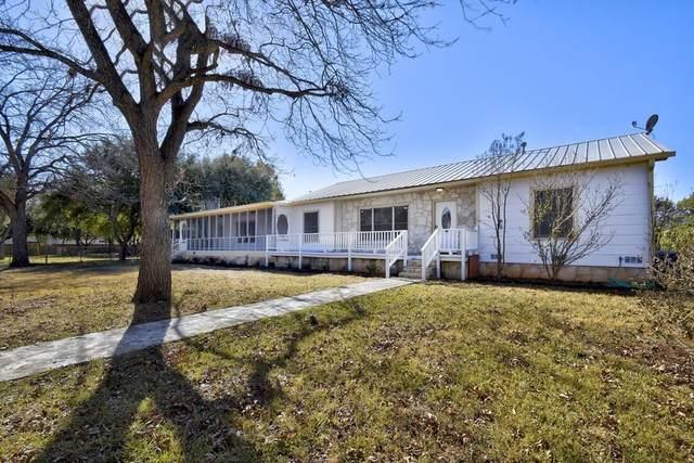 604 S Creek St, Fredericksburg, TX 78624 (MLS #81215) :: Reata Ranch Realty