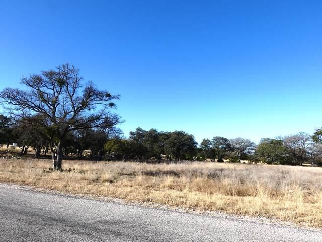 TBD -- Axis Circle, Fredericksburg, TX 78624 (MLS #81302) :: Reata Ranch Realty