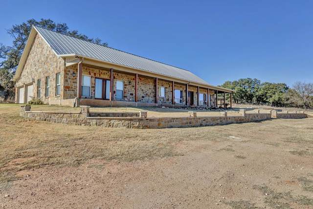 193 -- Oak Valley Dr, Fredericksburg, TX 78624 (MLS #81305) :: Reata Ranch Realty