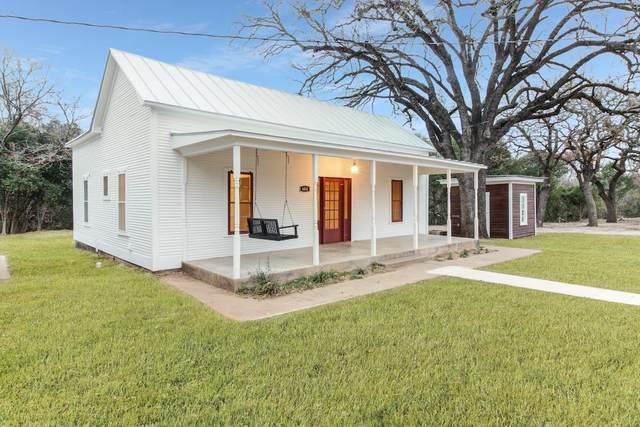 604 W Travis St, Fredericksburg, TX 78624 (MLS #81307) :: Reata Ranch Realty