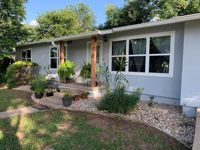 113 -- Shaw Ave, Fredericksburg, TX 78624 (MLS #81318) :: Reata Ranch Realty