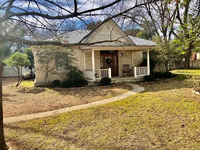103 E Hackberry, Fredericksburg, TX 78624 (MLS #81348) :: Reata Ranch Realty