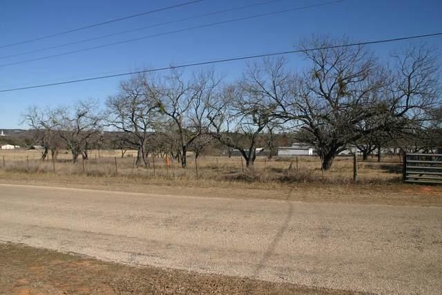 0 -- Post Oak Rd, Fredericksburg, TX 78624 (MLS #81365) :: Reata Ranch Realty