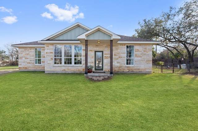 500 E Ash Dr, Johnson City, TX 78636 (MLS #81377) :: Reata Ranch Realty
