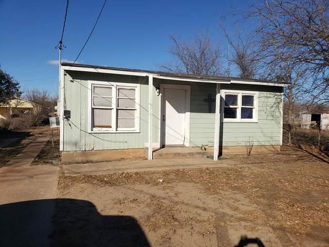 804 -- Bee, Brady, TX 76825 (MLS #81378) :: Reata Ranch Realty