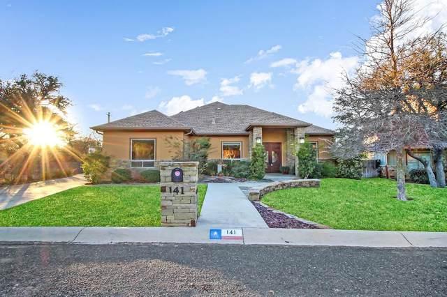 141 -- Stone Canyon, Fredericksburg, TX 78624 (MLS #81384) :: Reata Ranch Realty
