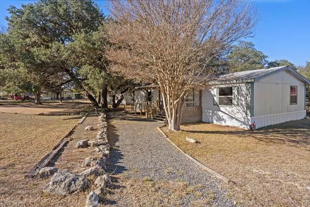 105 -- Moss Rock Dr, Johnson City, TX 78636 (MLS #81419) :: Reata Ranch Realty