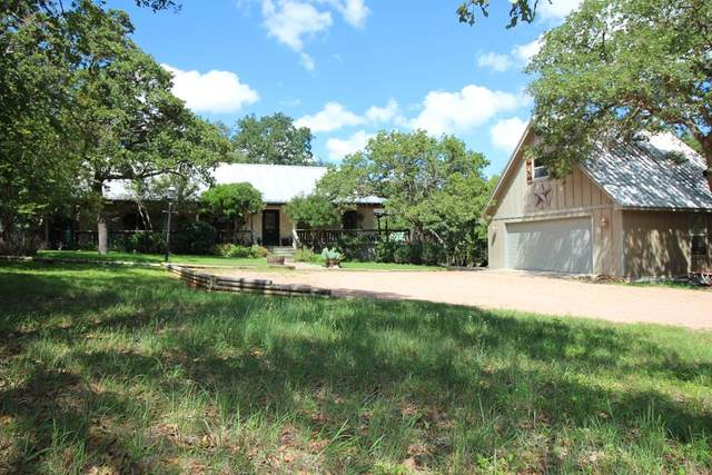340 -- Dee St, Fredericksburg, TX 78624 (MLS #81436) :: Reata Ranch Realty