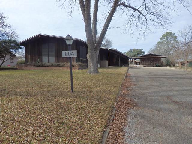 804 -- Henrietta St, Fredericksburg, TX 78624 (MLS #81466) :: Reata Ranch Realty