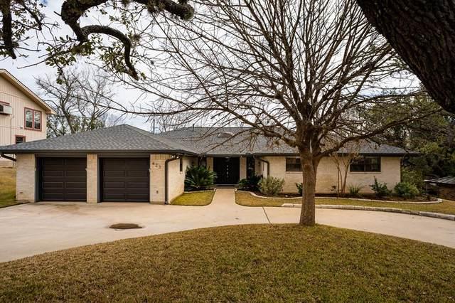 423 -- Crest Ridge, Kerrville, TX 78028 (MLS #81479) :: Reata Ranch Realty