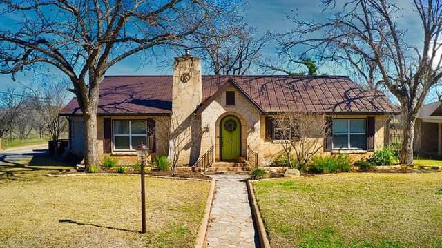 305 NE Smith St, Mason, TX 76856 (MLS #81506) :: Reata Ranch Realty