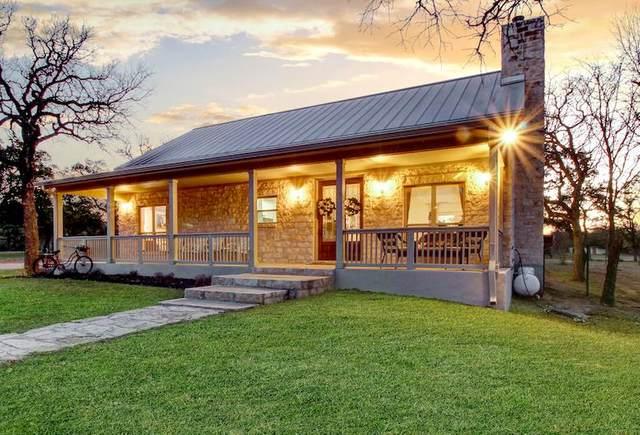 2747 -- Lower Crabapple Rd, Fredericksburg, TX 78624 (MLS #81573) :: Reata Ranch Realty