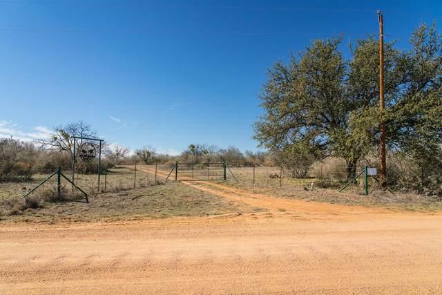 0 E Mas-O-Llan County Road, Mason, TX 76856 (MLS #81577) :: Reata Ranch Realty