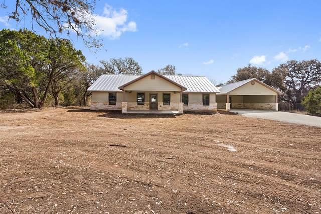 180 -- Oakcrest Dr., Blanco, TX 78606 (MLS #81609) :: Reata Ranch Realty