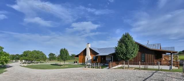394 -- Ranch Rd 1376, Fredericksburg, TX 78624 (MLS #81615) :: Reata Ranch Realty