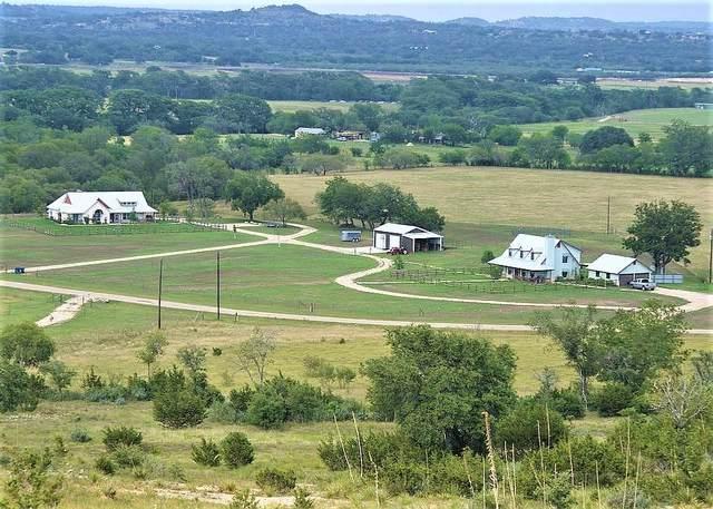 900 -- Pass Creek Rd, Kerrville, TX 78028 (MLS #81655) :: Reata Ranch Realty