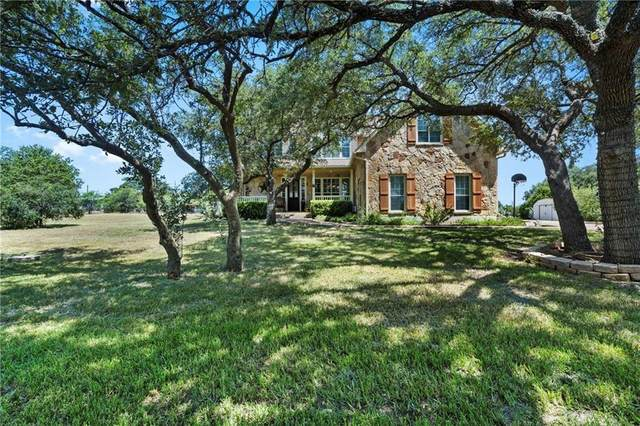 385 -- Stone Gate, Johnson City, TX 78636 (MLS #81659) :: Reata Ranch Realty