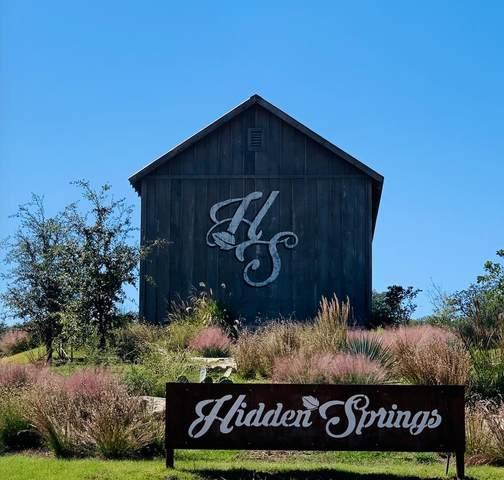 Lot16 -- Inspiration Loop, Fredericksburg, TX 78624 (MLS #81744) :: Reata Ranch Realty