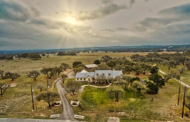 114 SW El Nopal Dr, Blanco, TX 78606 (MLS #81785) :: Reata Ranch Realty