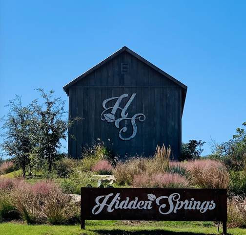 104 -- Artesian Ct, Fredericksburg, TX 78624 (MLS #81812) :: Reata Ranch Realty