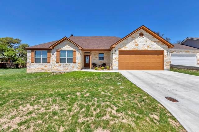716 -- Emory Dr, Fredericksburg, TX 78624 (MLS #81857) :: Reata Ranch Realty