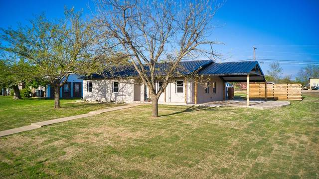 416 -- Doell St, Mason, TX 76856 (MLS #81861) :: Reata Ranch Realty