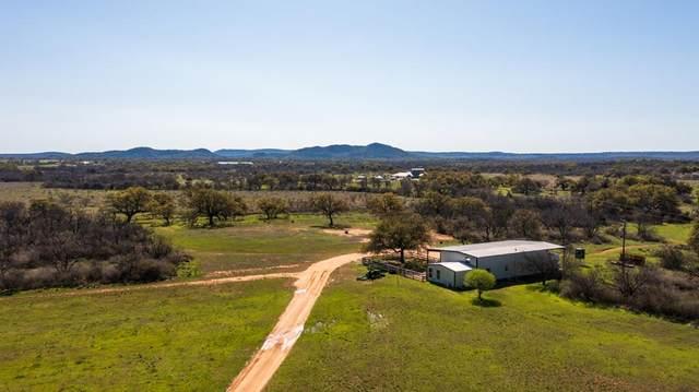 000 S Hwy 16 N., Llano, TX 78643 (MLS #81862) :: Reata Ranch Realty
