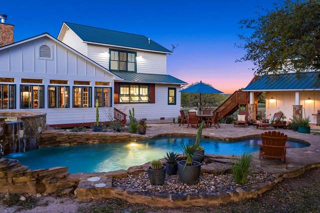 306 -- Darden Hill Road, Driftwood, TX 78619 (MLS #81866) :: Reata Ranch Realty