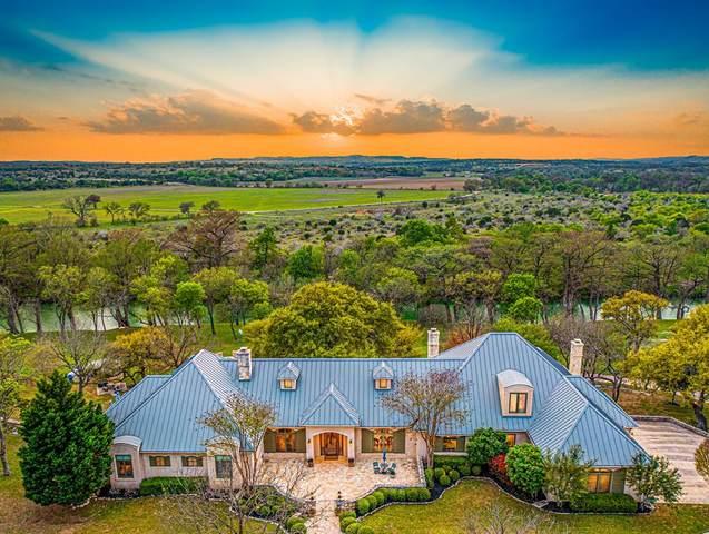 110 -- Allen Ln, Center Point, TX 78010 (MLS #81872) :: Reata Ranch Realty