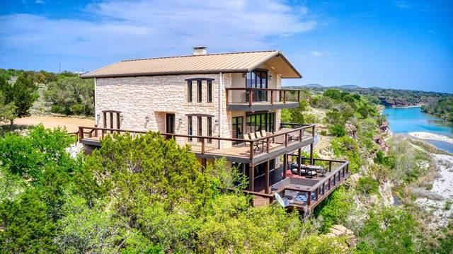 4589 S Dos Rios Trail, Mason, TX 76856 (MLS #81883) :: Reata Ranch Realty