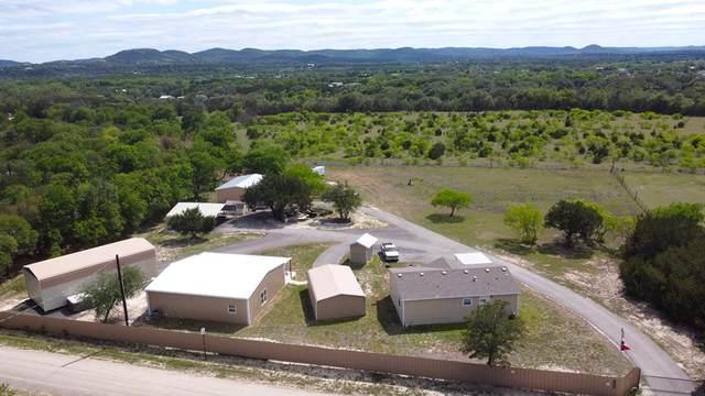 555 -- Old Medina Hwy, Bandera, TX 78003 (MLS #81928) :: Reata Ranch Realty