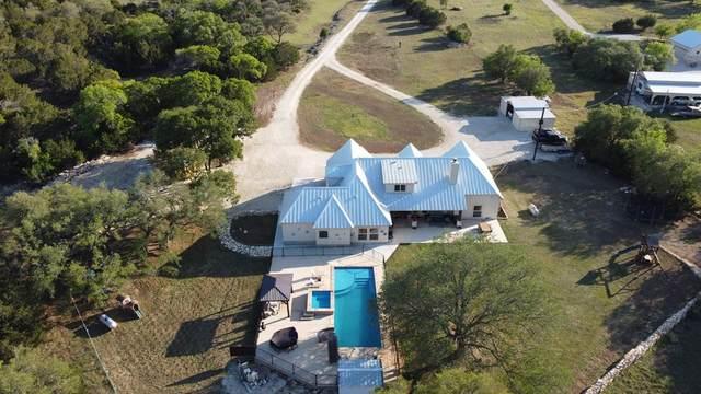 1024 -- Cielo Springs Dr, Blanco, TX 78606 (MLS #81933) :: Reata Ranch Realty