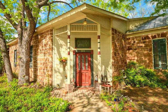 305 -- Broad St, Mason, TX 76856 (MLS #81954) :: Reata Ranch Realty