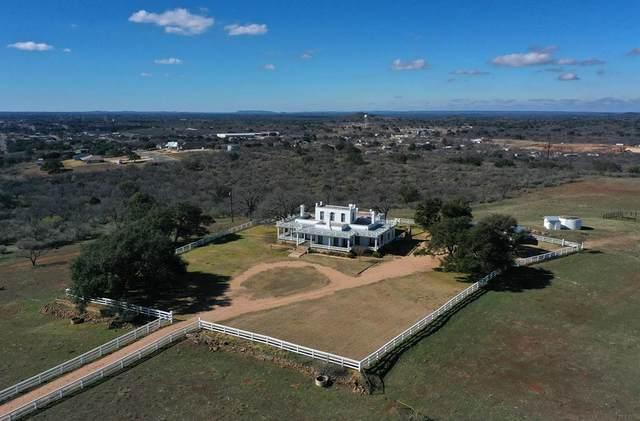 1255 E State Hwy 29, Llano, TX 78643 (MLS #81959) :: Reata Ranch Realty