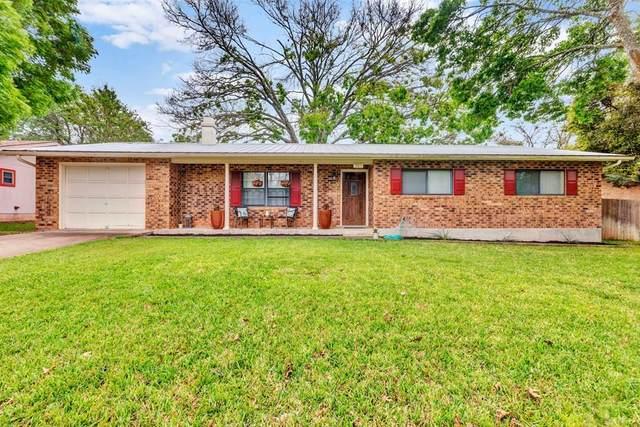 701 -- Kristofer, Fredericksburg, TX 78624 (MLS #81972) :: Reata Ranch Realty