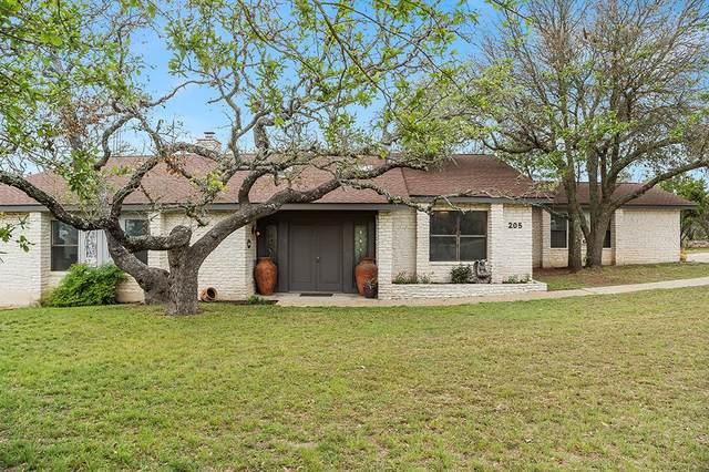 205 -- Northwood Hills Dr, Fredericksburg, TX 78624 (MLS #81979) :: Reata Ranch Realty