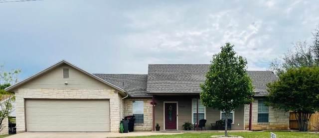 1115 -- Mckinley Ave, Mason, TX 76856 (MLS #81987) :: Reata Ranch Realty