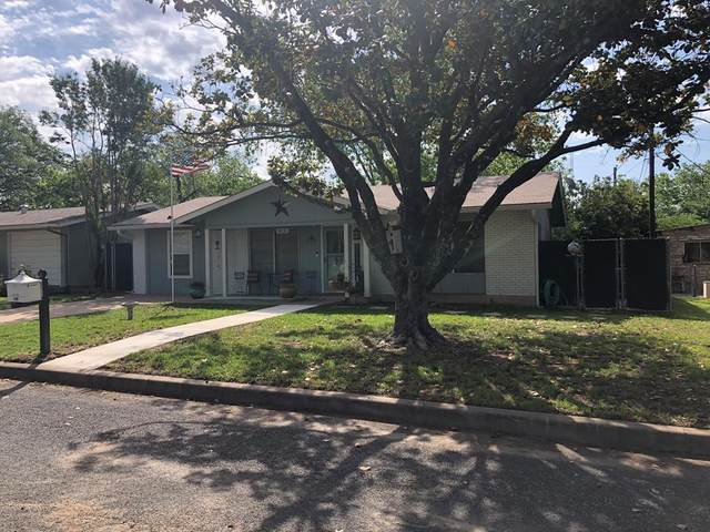 813 N Edison St, Fredericksburg, TX 78624 (MLS #81989) :: Reata Ranch Realty