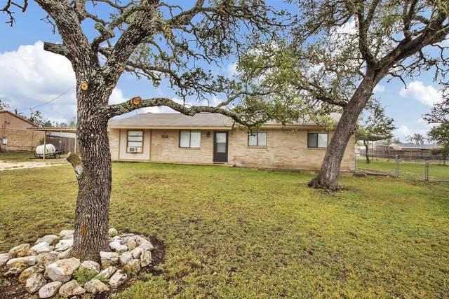 163 -- Quail Run, Harper, TX 78631 (MLS #81995) :: Reata Ranch Realty