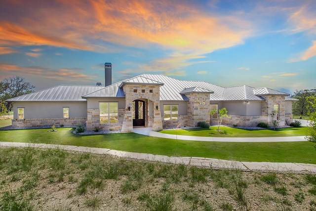 273 -- Admiral Heights Blvd, Fredericksburg, TX 78624 (MLS #82012) :: Reata Ranch Realty