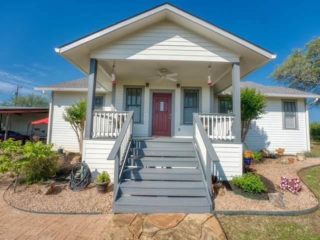 171 -- County Rd 117, Llano, TX 78643 (MLS #82023) :: Reata Ranch Realty