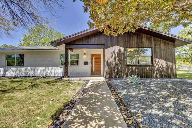 802 -- Sunset St, Fredericksburg, TX 78624 (MLS #82031) :: Reata Ranch Realty