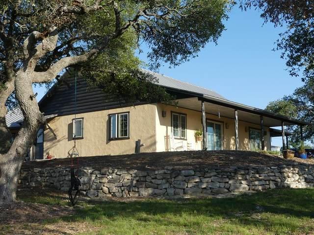 226 NW Deer Run Dr, Mountain Home, TX 78058 (MLS #82062) :: Reata Ranch Realty