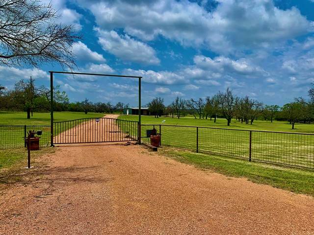 350 -- Gold-Schaefer Rd, Willow City, TX 78624 (MLS #82064) :: Reata Ranch Realty