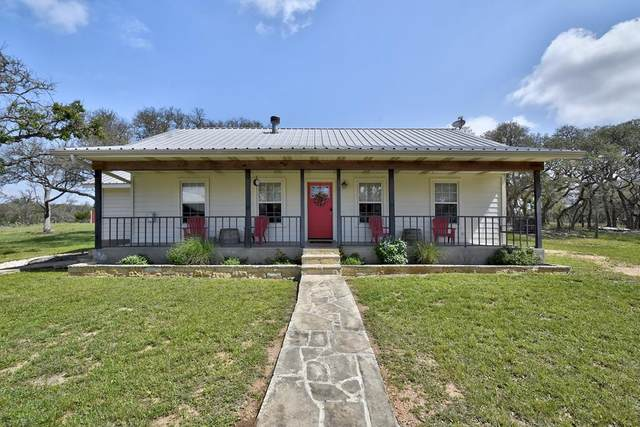 3587 -- Grape Creek Rd, Fredericksburg, TX 78624 (MLS #82065) :: Reata Ranch Realty