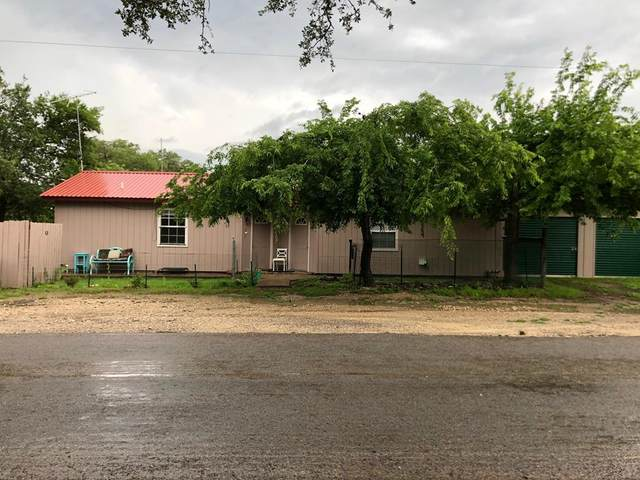 411 -- 8th Street, Blanco, TX 78606 (MLS #82069) :: Reata Ranch Realty